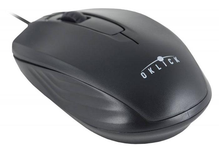 Oklick 195M, Black мышь