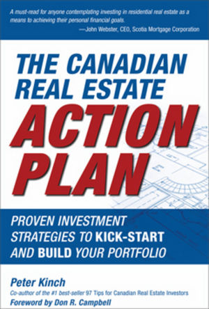 The Canadian Real Estate Action Plan: Proven Investment Strategies to Kick Start and Build Your Portfolio real estate broker 500g