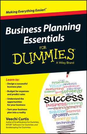 Business Planning Essentials For Dummies business networking for dummies