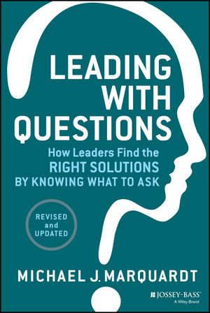 Leading with Questions: How Leaders Find the Right Solutions by Knowing What to Ask facilitating increased creativity for adults