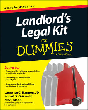 Landlord???s Legal Kit For Dummies