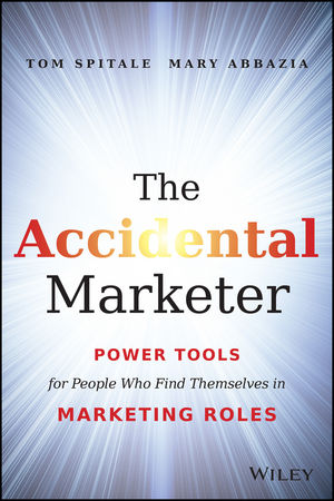 The Accidental Marketer: Power Tools for People Who Find Themselves in Marketing Roles netcat power tools