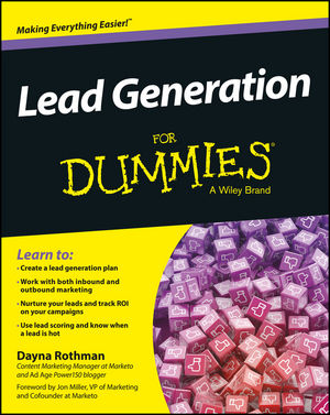 Lead Generation For Dummies mastering english prepositions