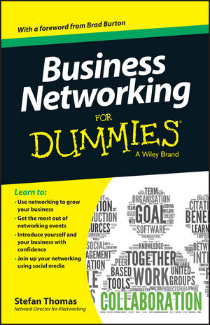 Business Networking For Dummies business networking for dummies