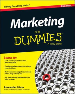 Marketing For Dummies marketing for dummies®