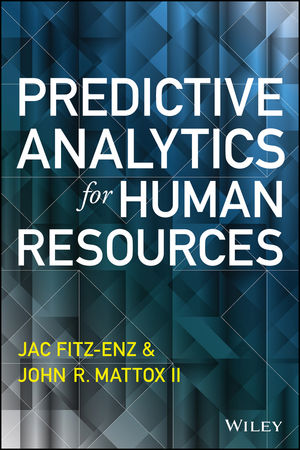 Predictive Analytics for Human Resources tony boobier analytics for insurance the real business of big data