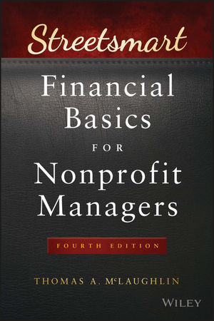 Streetsmart Financial Basics for Nonprofit Managers boardsource the handbook of nonprofit governance