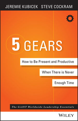 5 Gears: How to Be Present and Productive When There Is Never Enough Time when will there be good news