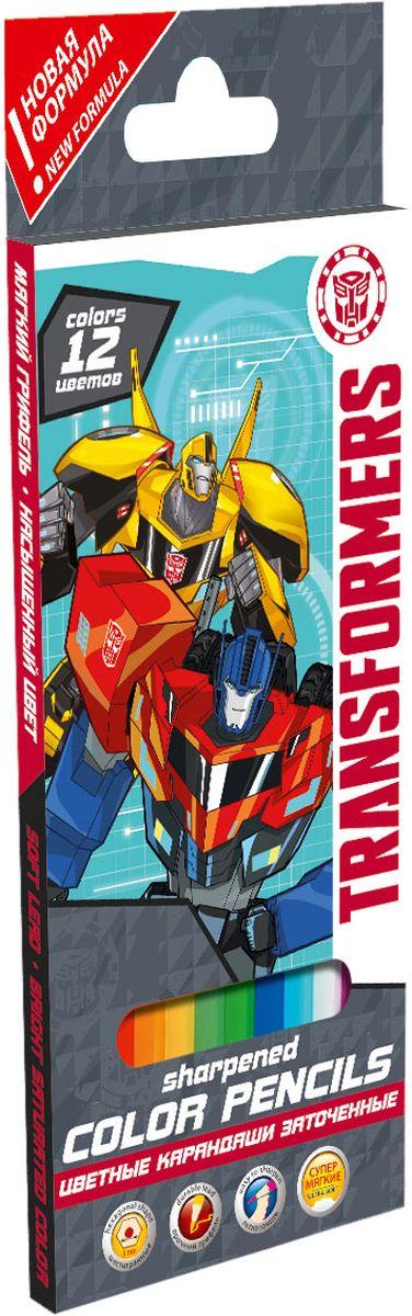 Transformers Набор цветных карандашей 12 штTRDB-US1-P-12Набор цветных карандашей Transformers приведет в восторг любого маленького поклонника знаменитых Трансформеров.Двойная проклейка стержня каждого карандаша специальным клеем предотвращает поломку грифеля при падении. Карандаши легко затачиваются, нетоксичны и совершенно безопасны для детей.Такой набор от Transformers поможет раскрыть художественные способности, развить фантазию и усовершенствовать навыки рисования вашего ребенка.Не рекомендуется детям до 3-х лет.