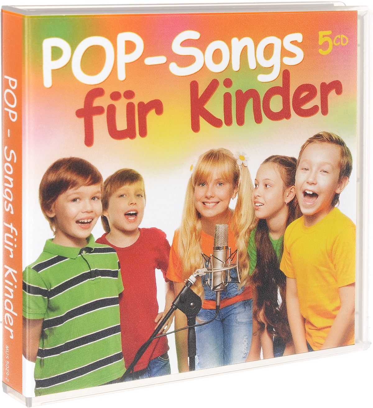 Pop-Songs Fur Kinder (5 CD) cd bee gees love songs