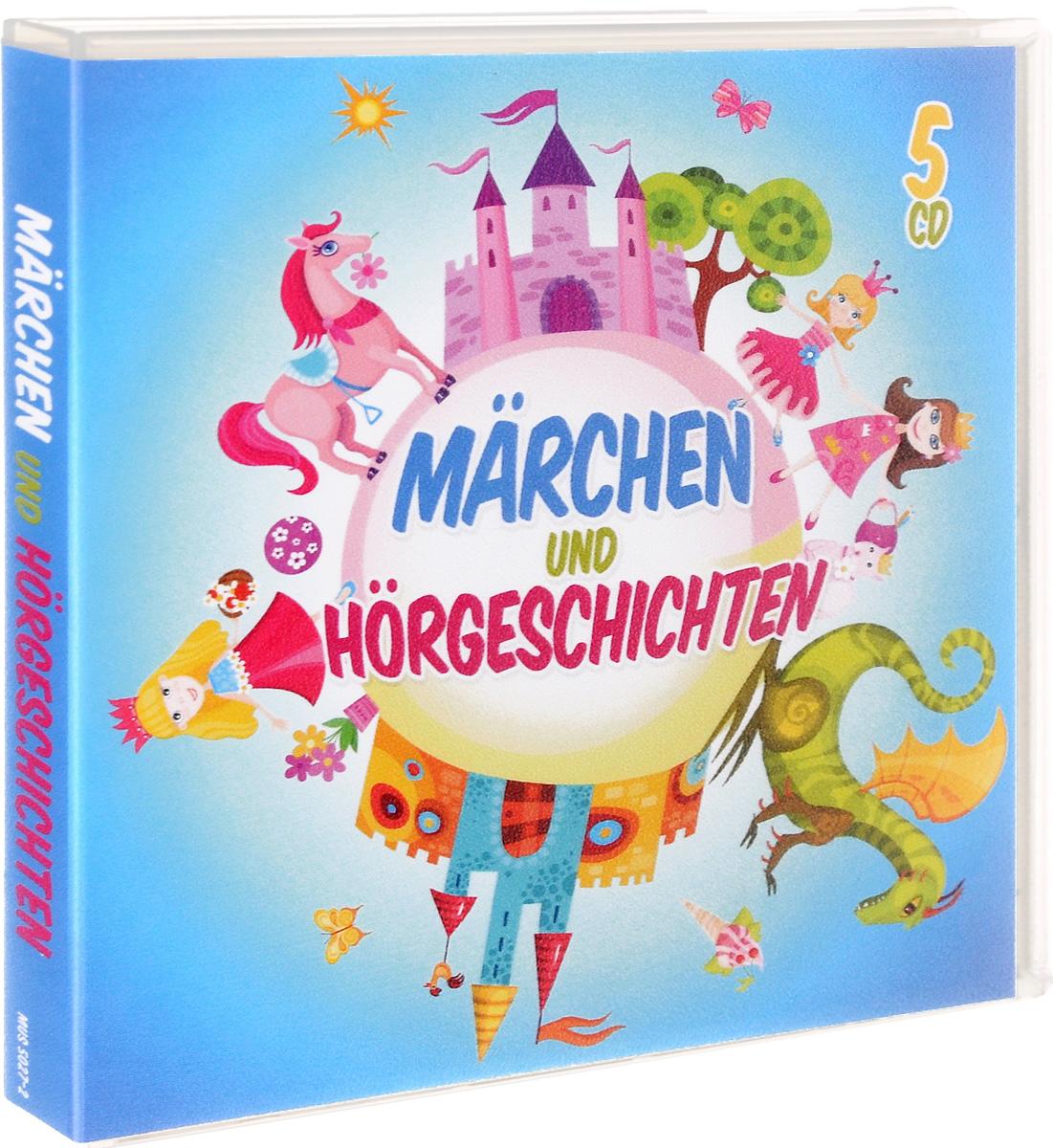 Zakazat.ru Marchen Und Horgeschichten (5 CD)