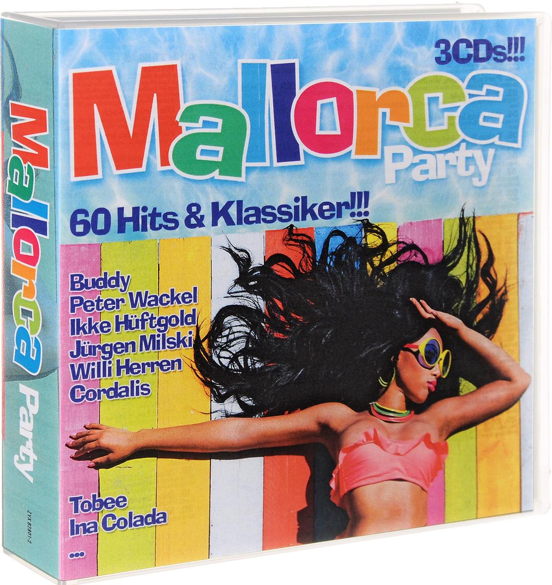 Mallorca Party. 60 Hits & Klassiker!!! (3 CD)