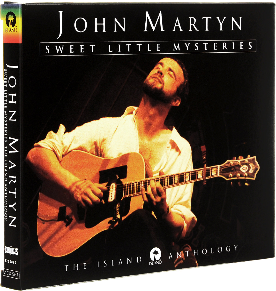 John Martyn. Sweet Little Mysteries