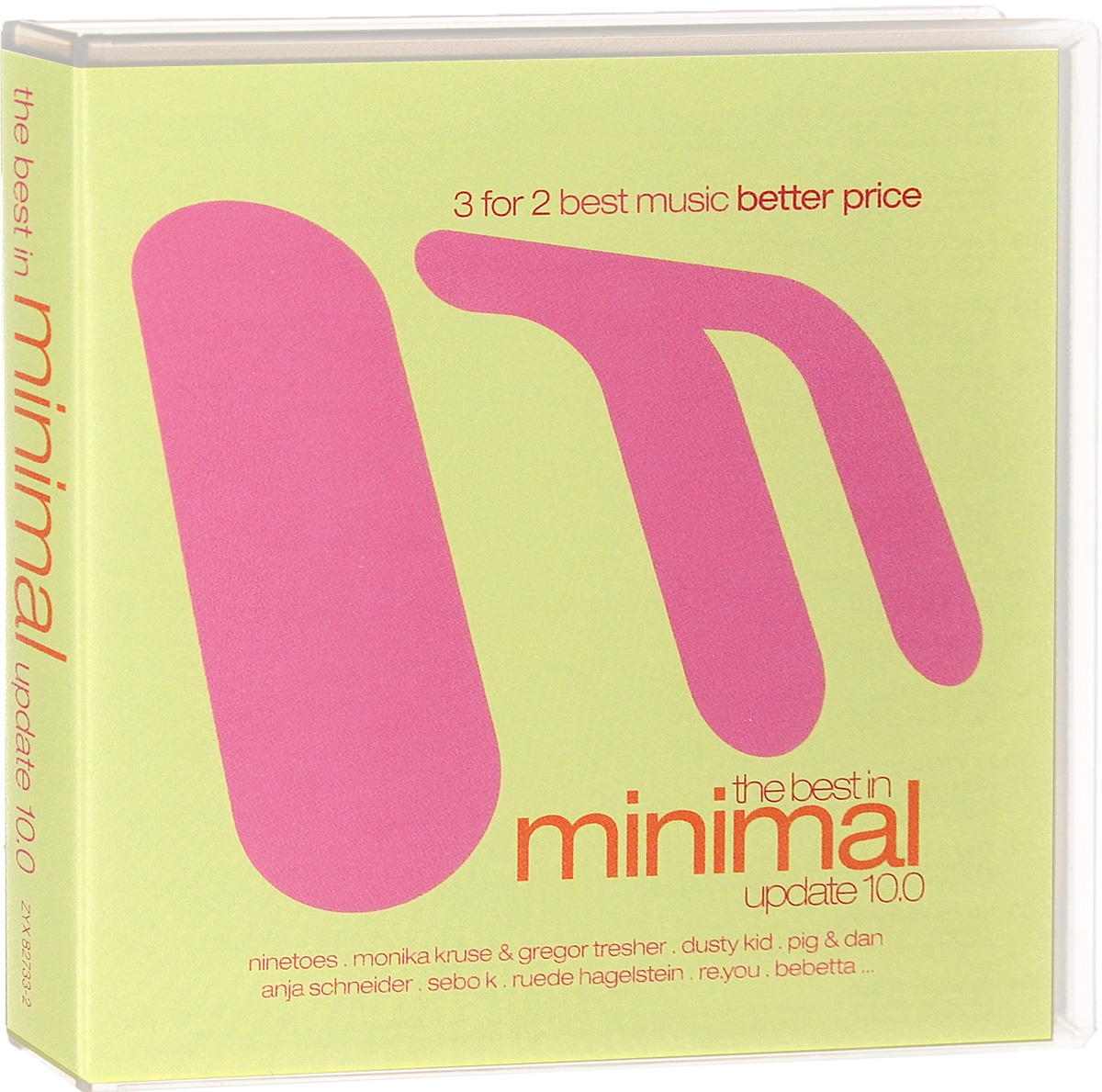 Minimal Techno15 (2 CD) minimal house 3 2 cd