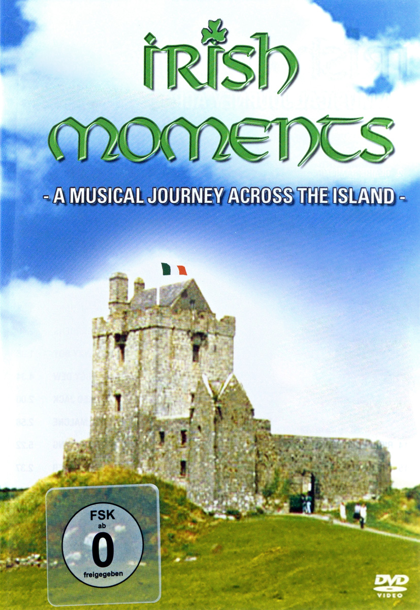 Irish Moments: A Musical Journey Across The Island de chirico the song of love