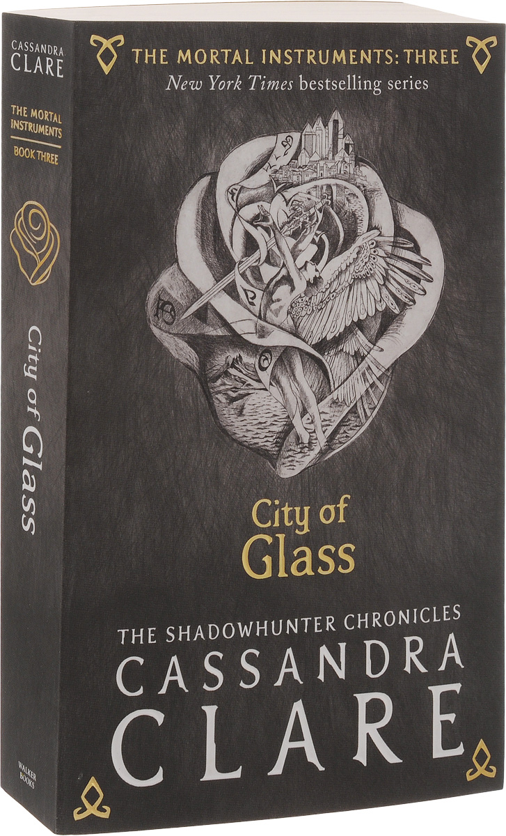 The Mortal Instruments: Book 3: City of Glass цепочка с подвеской the mortal instruments city of bones necklace mi001