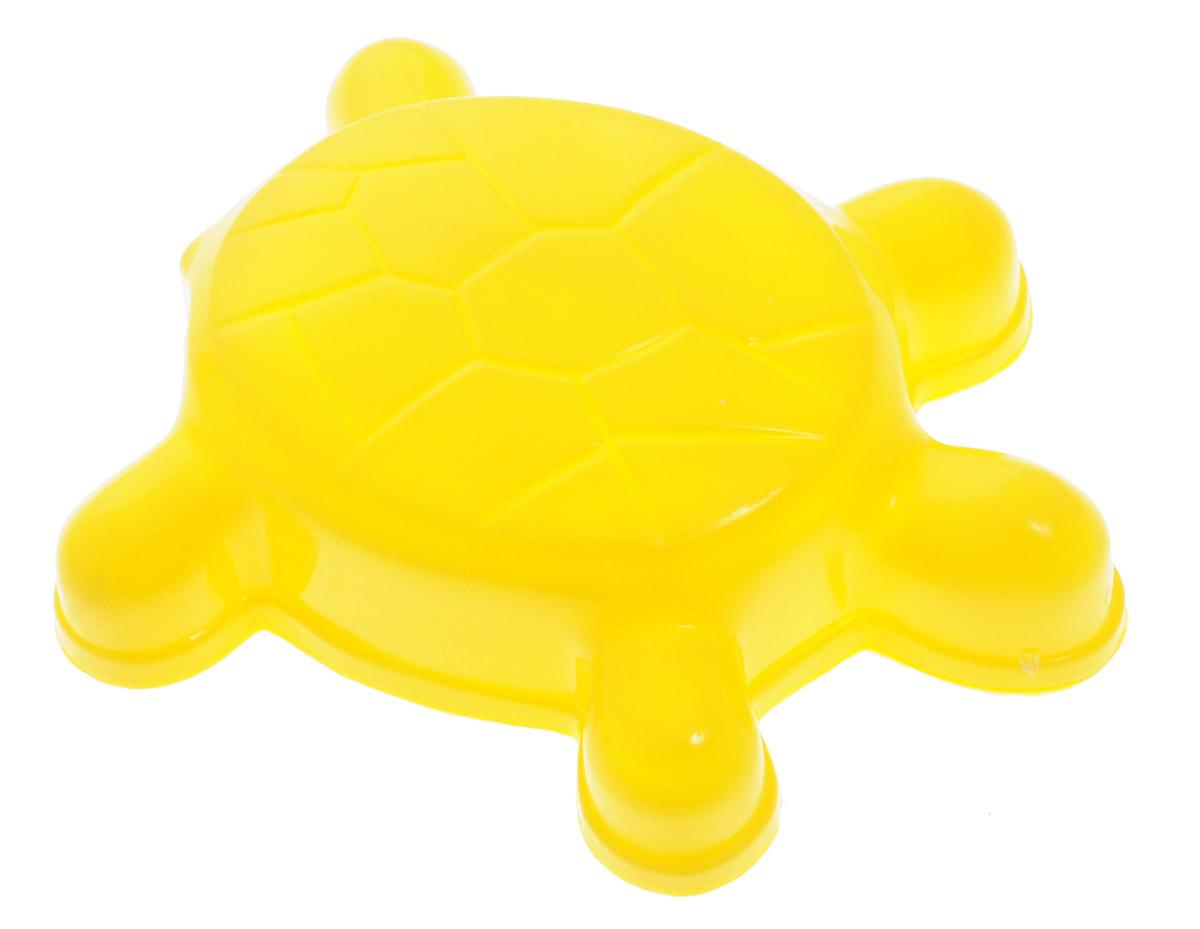 Zebratoys Формочка для песочницы Черепаха цвет в ассортименте развивающие игрушки zebratoys логическая формочка