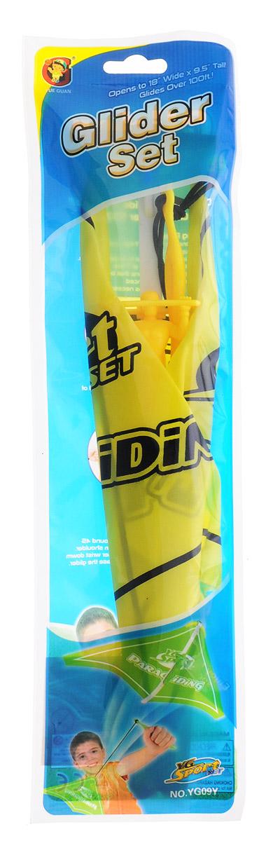 YG Sport Игровой набор Планер цвет желтый