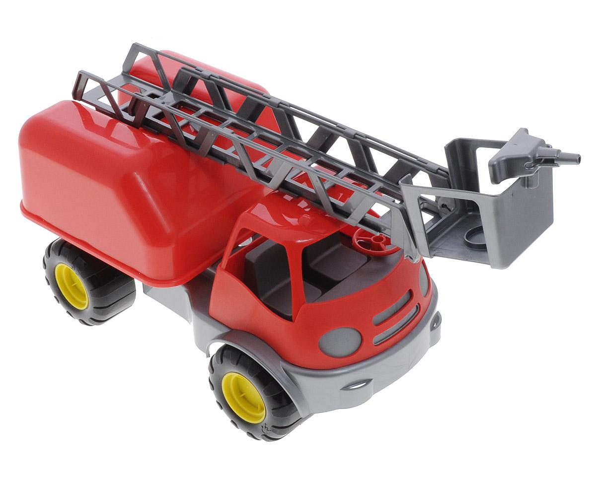 Zebratoys Пожарная машина