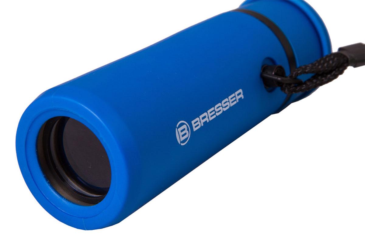 Bresser Topas 10x25, Blue монокуляр