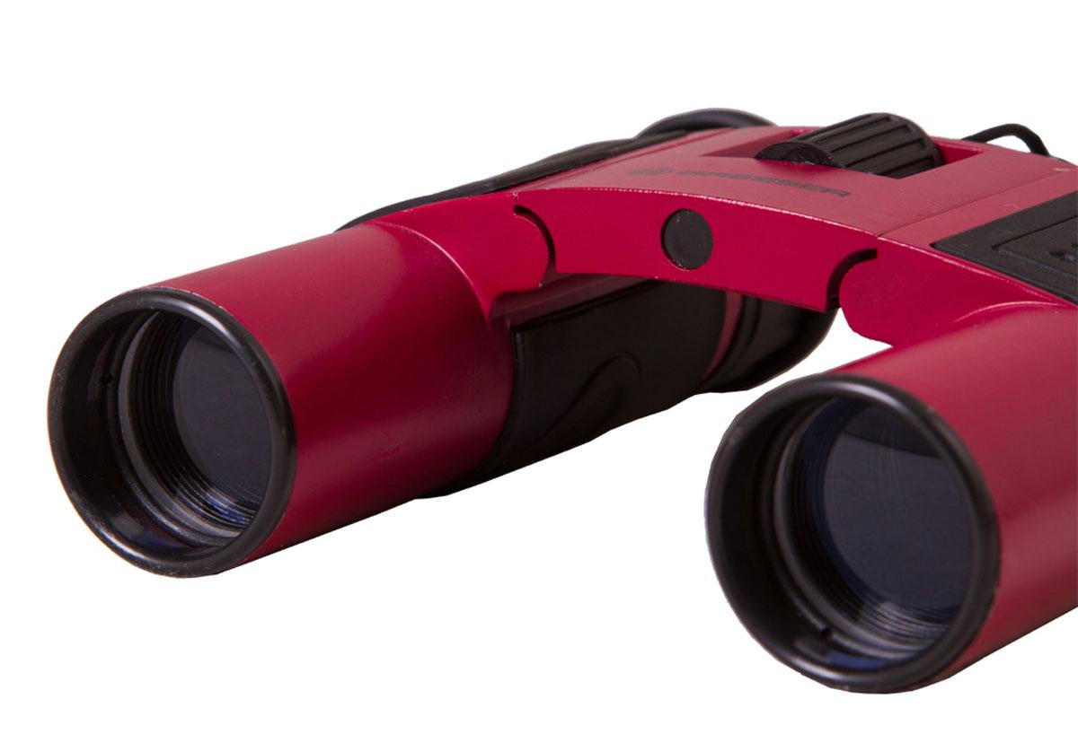 Bresser Topas 10x25, Red бинокль