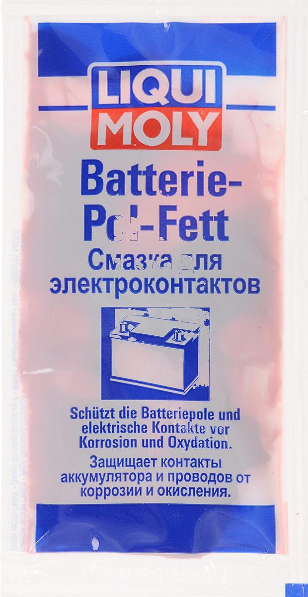 "Liqui Moly Смазка для электроконтактов LiquiMoly ""Batterie-Pol-Fett"", 10 г 8045"