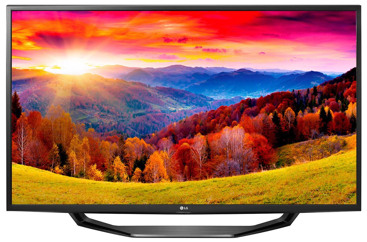 LG 43LH510V телевизор43LH510VНовый графический процессор телевизора LG 43LH510V отвечает за качество цветопередачи, уровень контрастности и чёткость изображения. Вы также сможете бесплатно наслаждаться встроенными играми с LG GAME TV.Система точной настройки Picture Wizard III позволяет вам быстро отрегулировать глубину чёрного, цветовую гамму, чёткость изображения и уровень яркости. Испытайте эффект объёмного звучания с алгоритмом кинотеатрального распределения звуковой волны! Автоматическая система подавления шумов и усиления звучания голоса направлена на отделение основных звуков от фона, что помогает чётко слышать речь актёров и телеведущих.