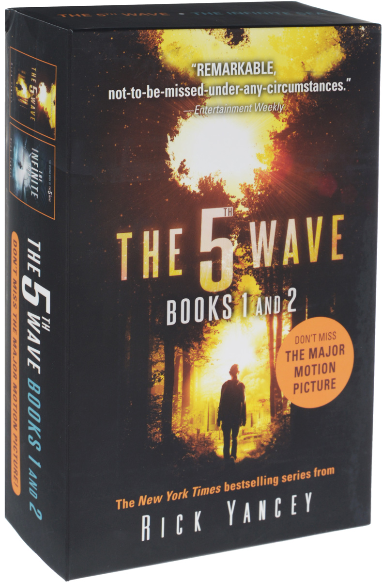 5TH WAVE BOX SET, THE палатка normal лотос 2 sea wave