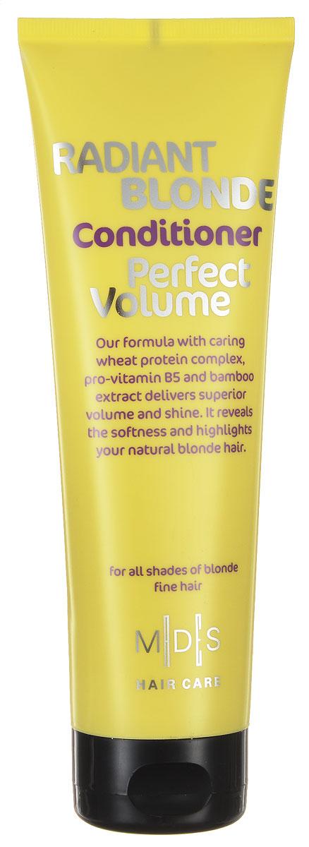 Hair Care Кондиционер для светлых волос Radiant Blonde Perfect Volume для придания объема, 250 мл