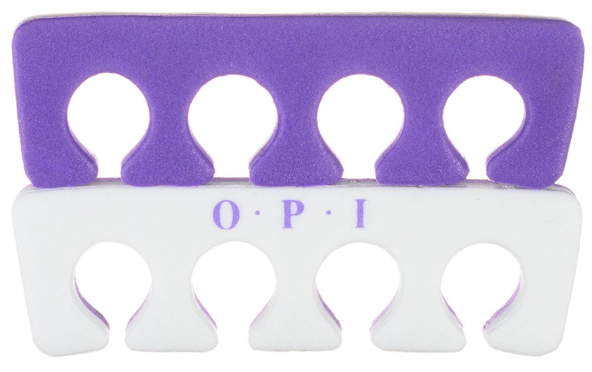 OPI Разделители для педикюра, 1 пара, цвет: мультицветPC006Разделители для пальцев ног OPI. Цветные разделители для ног можно использовать как в спа-салонах, так и при процедуре педикюра дома. УВАЖАЕМЫЕ КЛИЕНТЫ! Товар поставляется в цветовом ассортименте. Поставка осуществляется в зависимости от наличия на складе.Как ухаживать за ногтями: советы эксперта. Статья OZON Гид