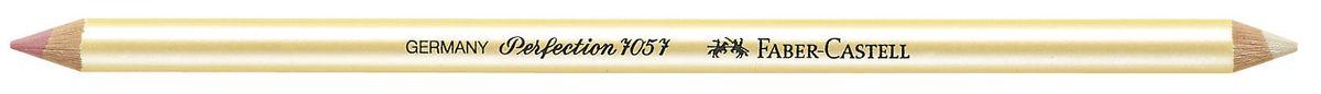 Faber-Castell Корректор-карандаш Perfection 7057 двухсторонний