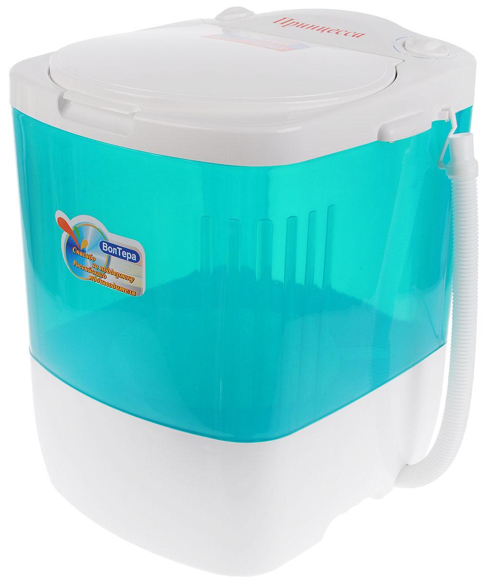 ВолТек ВТ-СМ1RU, Turquoise стиральная машина - Стиральные машины и сушильные аппараты