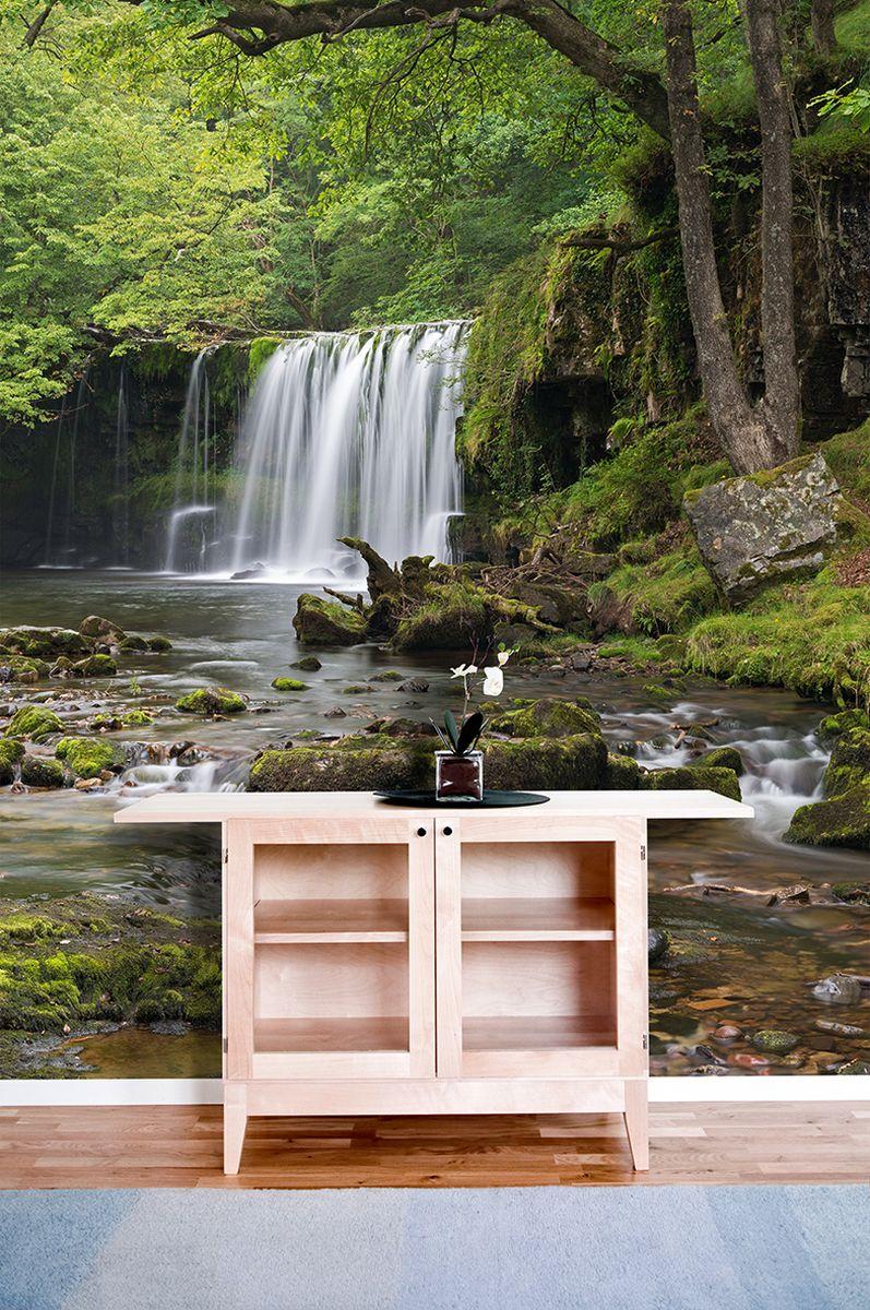 Фотообои PosterMarket Снежный водопад, 184 х 254 см фотообои barton wallpapers фотообои f11902 200х270 см