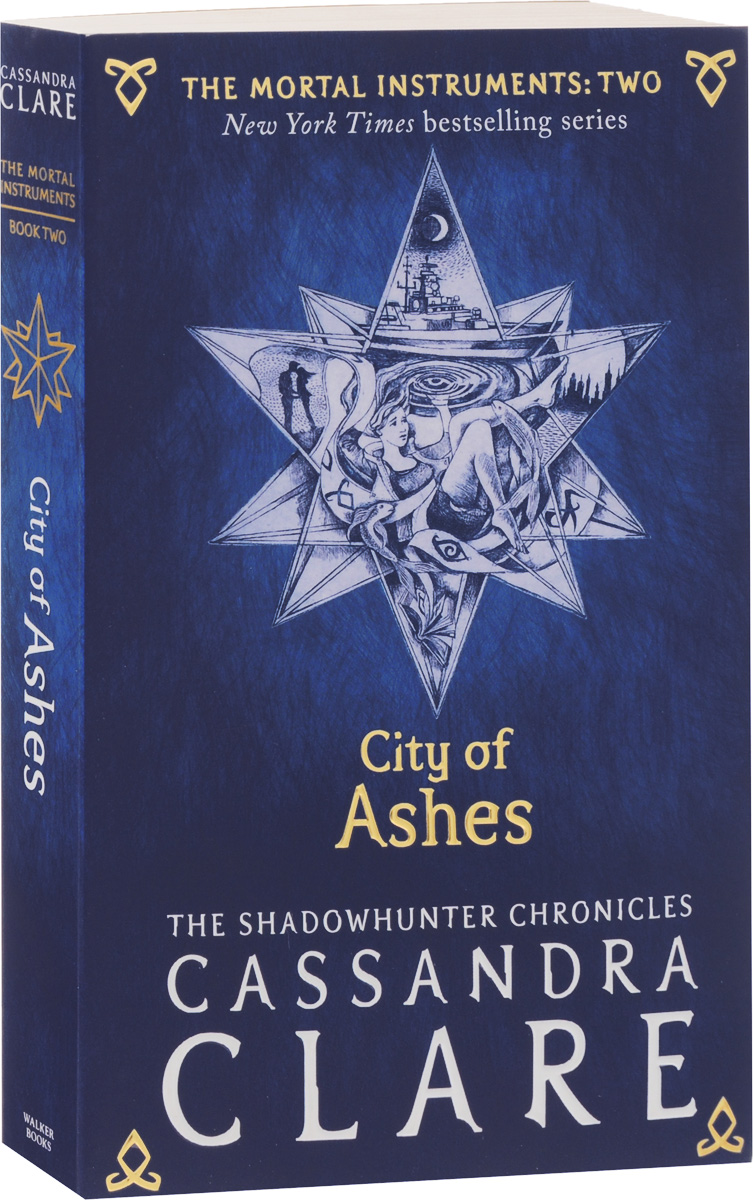 The Mortal Instruments: Book 2: City of Ashes