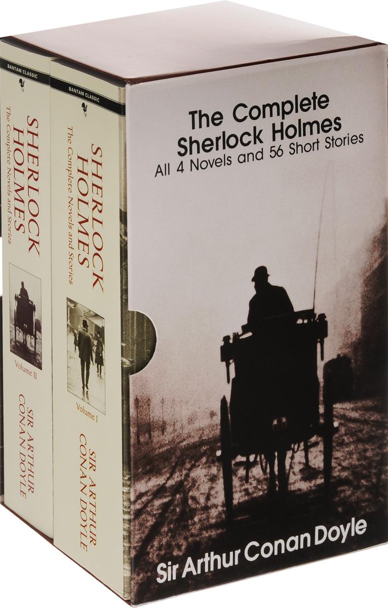 Sherlock Holmes (комплект из 2 книг) патология кожи комплект из 2 книг