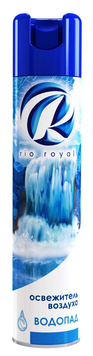 Освежитель воздуха Rio Royal Водопад, 300 мл20755Освежитель воздуха «Рио ройял» предназначен для устранения неприятных запахов в различных помещениях. Обладает длительным действием, надолго наполняя ваш дом благоухающими ароматами.
