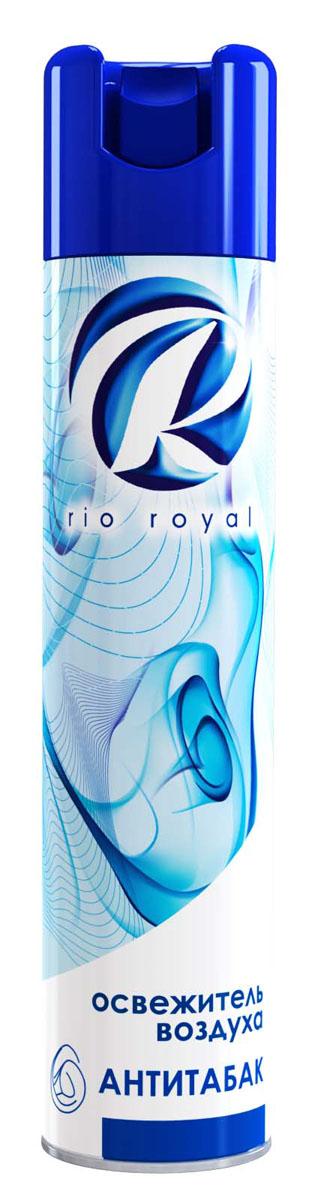 Освежитель воздуха Rio Royal Антитабак, 300 мл бытовая химия sunny day антитабак освежитель воздуха 300 мл