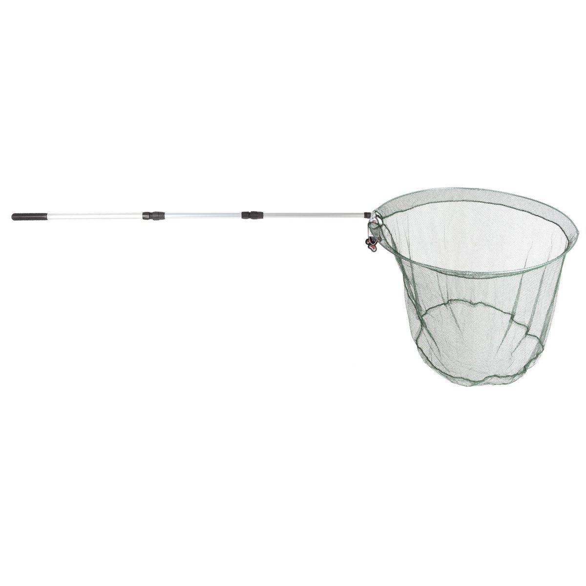 Подсачник рыболовный Onlitop, складной, диаметр 60 см, длина ручки 1,5 м132765Подсачник рыболовный Onlitop, складной имеет мелкую сетку. Это позволяет более бережно доставать рыбу, не нанося вреда ее чешуе. Ручка выполнена из алюминия.