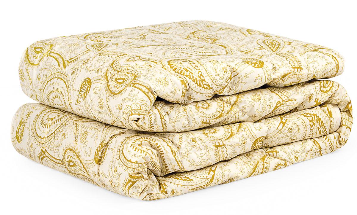 Одеяло Classic by T Пух в тике, наполнитель: микроволокно, цвет: бежевый, 200 х 210 см20.04.12.0077Одеяло Пух в тике является отличным вариантом постельного белья. Обеспечивая оптимальный температурный режим во время сна и отдыха, оно оказывает также благотворное влияние на организм. В качестве наполнителя одеяла используется полиэфирное микроволокно. Одеяло станет незаменимым атрибутом вашего домашнего комфорта.