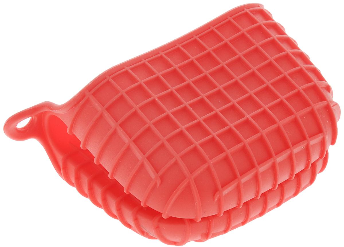 Прихватка Nadoba Dobrava, силиконовая, 10 х 8,5 х 5 см752012Силиконовая прихватка Nadoba Dobrava позволяет защитить ладонь и пальцы от нежелательного воздействия высоких температур. Ребристая поверхность предотвращает скольжение. С помощью такой рукавицы ваши руки будут защищены от ожогов, когда вы будете ставить в печь или доставать из нее выпечку.Можно мыть в посудомоечной машине.Выдерживает температуру до +240°C.Такое изделие станет отличным подарком для домохозяйки.Размер прихватки: 10 х 8,5 х 5 см.