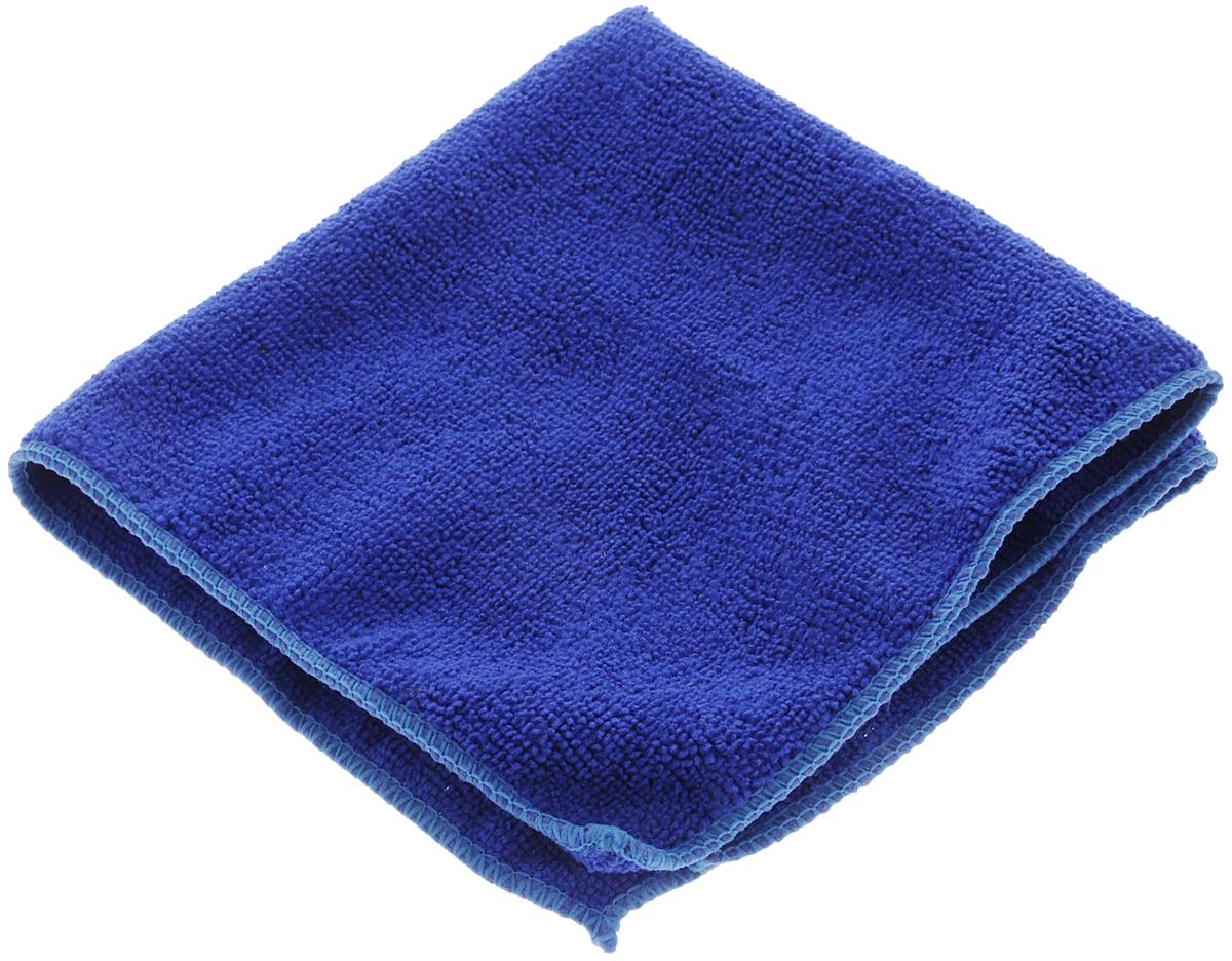 Салфетка из микрофибры Rexxon, для салона автомобиля, 40 х 40 см2-6-1-4-2Салфетка Rexxon выполнена из высококачественного полиэстера и полиамида. Благодаря своей структуре она эффективно удаляет с твердых поверхностей грязь, следы засохших насекомых.Микрофибровое полотно удаляет грязь с поверхности намного эффективнее, быстрее и значительно более бережно в сравнении с обычной тканью, что существенно снижает время на проведение уборки, поскольку отсутствует необходимость протирать одно и то же место дважды. Использовать салфетку можно для чистки как наружных, так и внутренних поверхностей автомобиля. Используя подобную мягкую ткань, можно проникнуть даже в самые труднодоступные места и эффективно очистить от пыли и бактерий все поверхности. Микрофибра устойчива к истиранию, ее можно быстро вернуть к первоначальному виду с помощью ручной стирки при температуре 60°С. Приобретая микрофибровые изделия для чистки автомобиля, каждый владелец сможет обеспечить достойный уход за любимым транспортным средством.Состав: 80% полиэстер, 20% полиамид.Размер салфетки: 40 х 40 см.