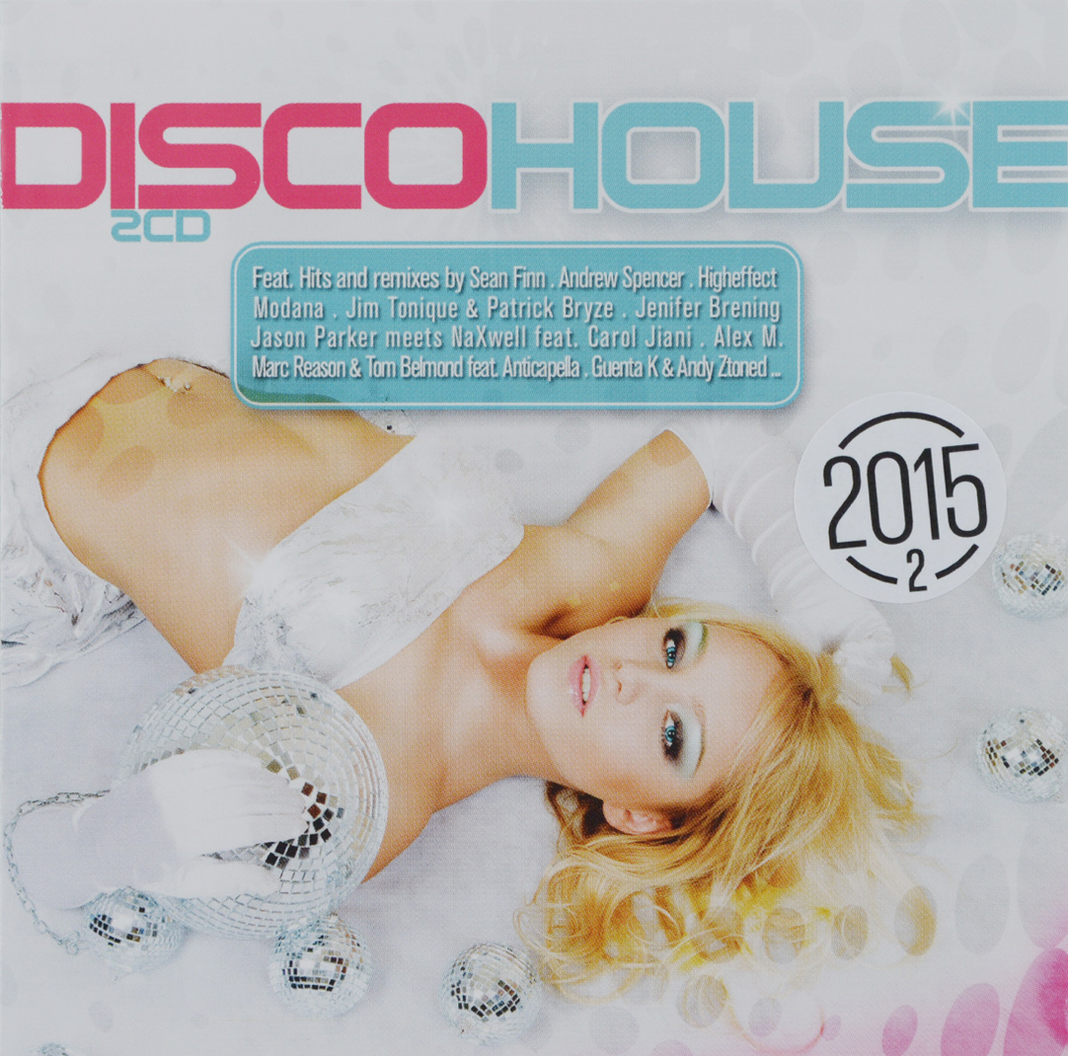 Zakazat.ru Disco House 2015 (2 CD)