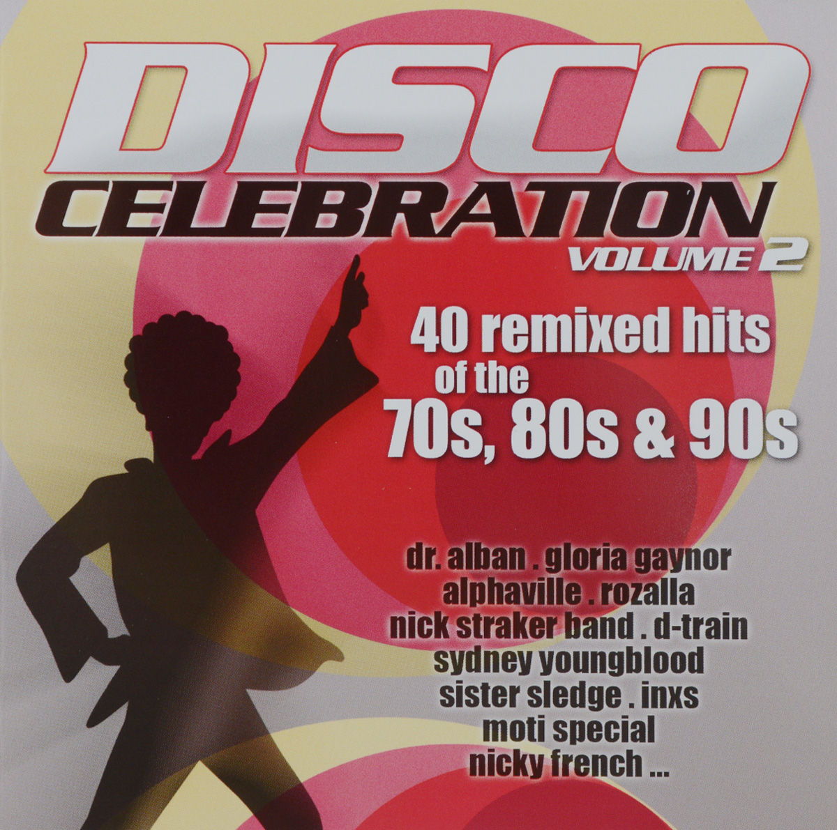 Zakazat.ru Disco Celebration Volume 2 (2 CD)