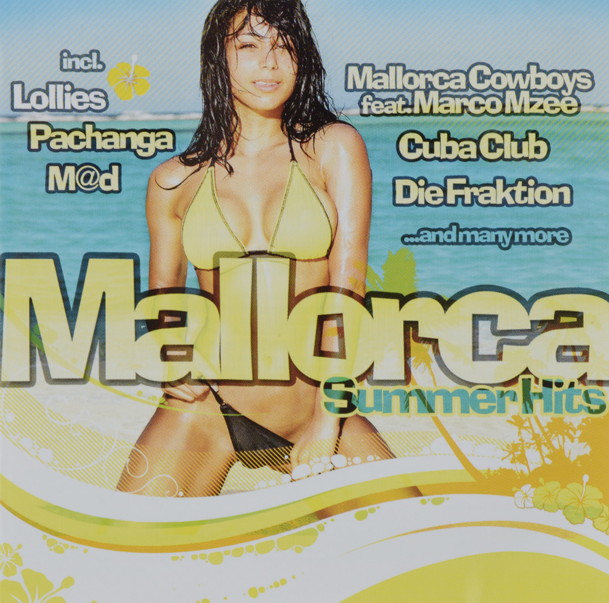 Mallorca Summer Hits (2 CD) массимо фарао piano world hits 2 cd