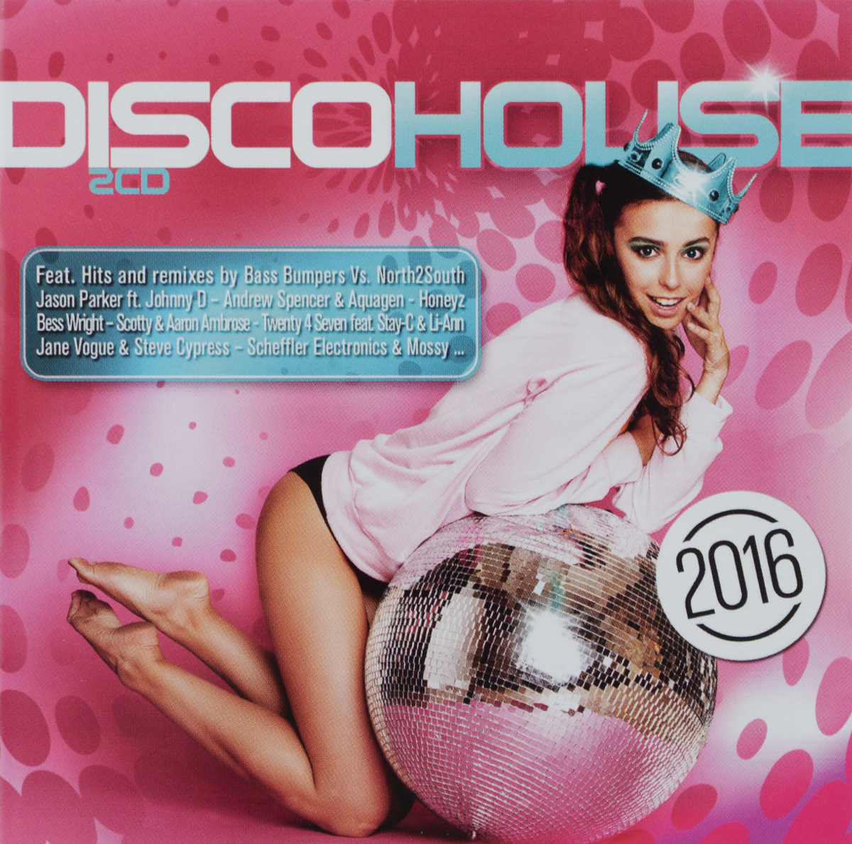 Zakazat.ru Disco House 2016 (2 CD)