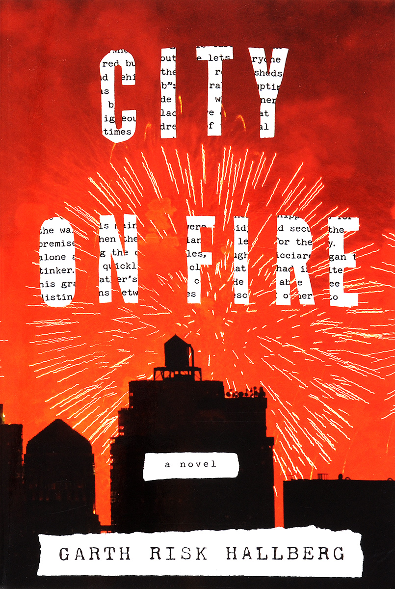CITY ON FIRE (EXPORT) man on fire