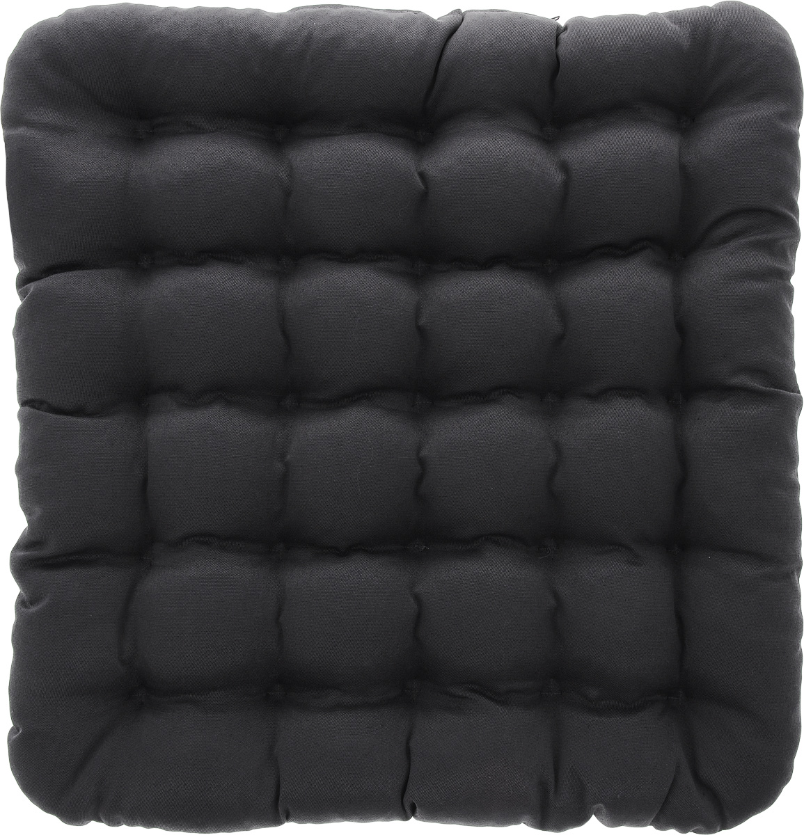 Подушка на стул Smart Textile Уют, наполнитель: лузга гречихи, 40 х 40 смT428Квадратная подушка Smart Textile Уют выполнена из хлопчатобумажной ткани и полиэстера, внутри - наполнитель из лепестков гречишной лузги. Изделие простегано на ячейки, тем самым обеспечивая еще больший массажный эффект, а плотная износостойкая ткань хорошо удерживает наполнитель, сохраняет форму и обеспечивает долгий срок службы.Наполнитель из лепестков лузги гречихи обладает ортопедическими свойствами, обеспечивает микромассаж кожи поверхностных мышц, снимает напряжение и стимулирует кровообращение, улучшает тем самым общее самочувствие. Подушка Smart Textile Уют прекрасно подходит для любых стульев и кресел. Застежка-молния позволяет регулировать плотность наполненности подушки. Подушка упакована в пластиковую сумку-чехол на застежке-молнии с ручкой для комфортной переноски и хранения. Рекомендации по уходу: - Стирка запрещена,- Нельзя отбеливать,- Не гладить,- Химчистка только с использованием углеводорода, хлорного этилена,- Сушить на горизонтальной поверхности. Материал чехла: смесовая ткань (35% хлопчатобумажная ткань, 65% полиэстер). Материал наполнителя: лузга гречихи.