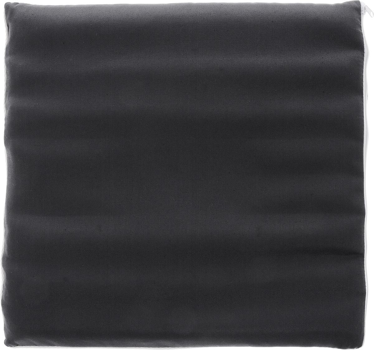 """Подушка на сиденье Smart Textile """"Офис-комфорт"""", с чехлом, наполнитель: лузга гречихи, 40 х 40 см"""