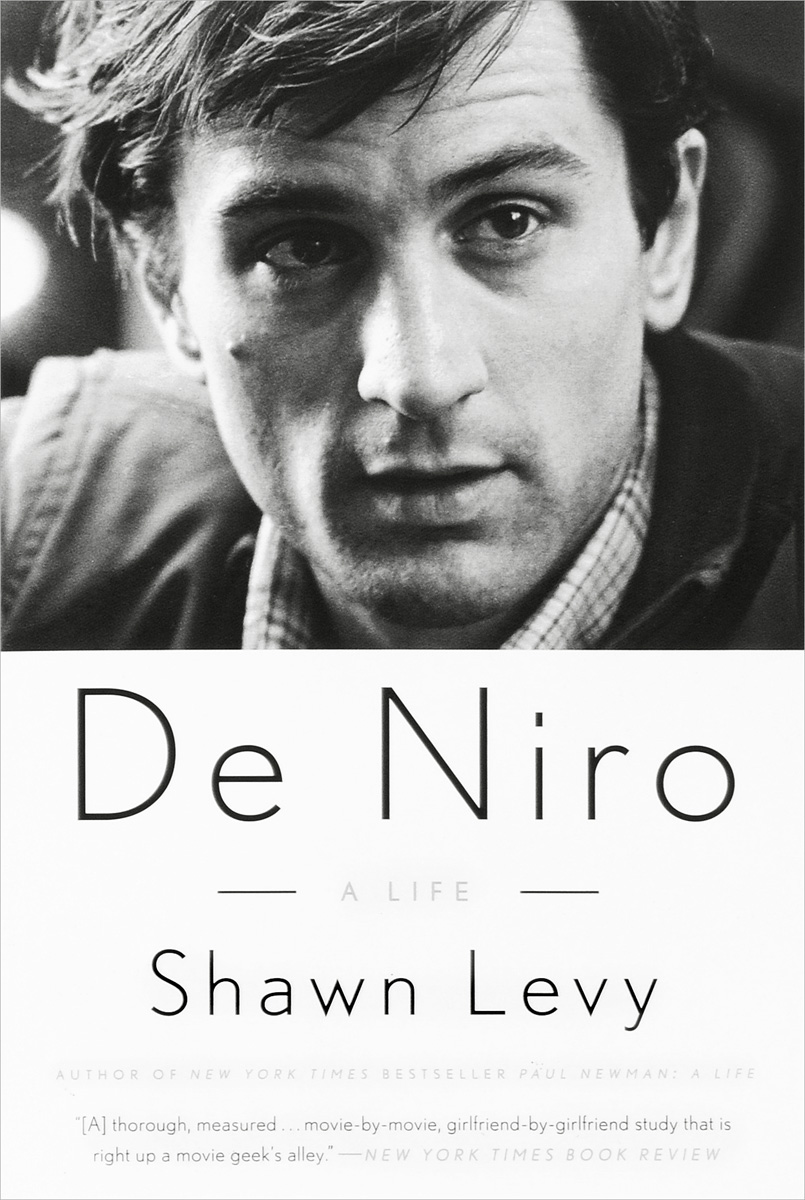 DE NIRO pilate the biography of an invented man