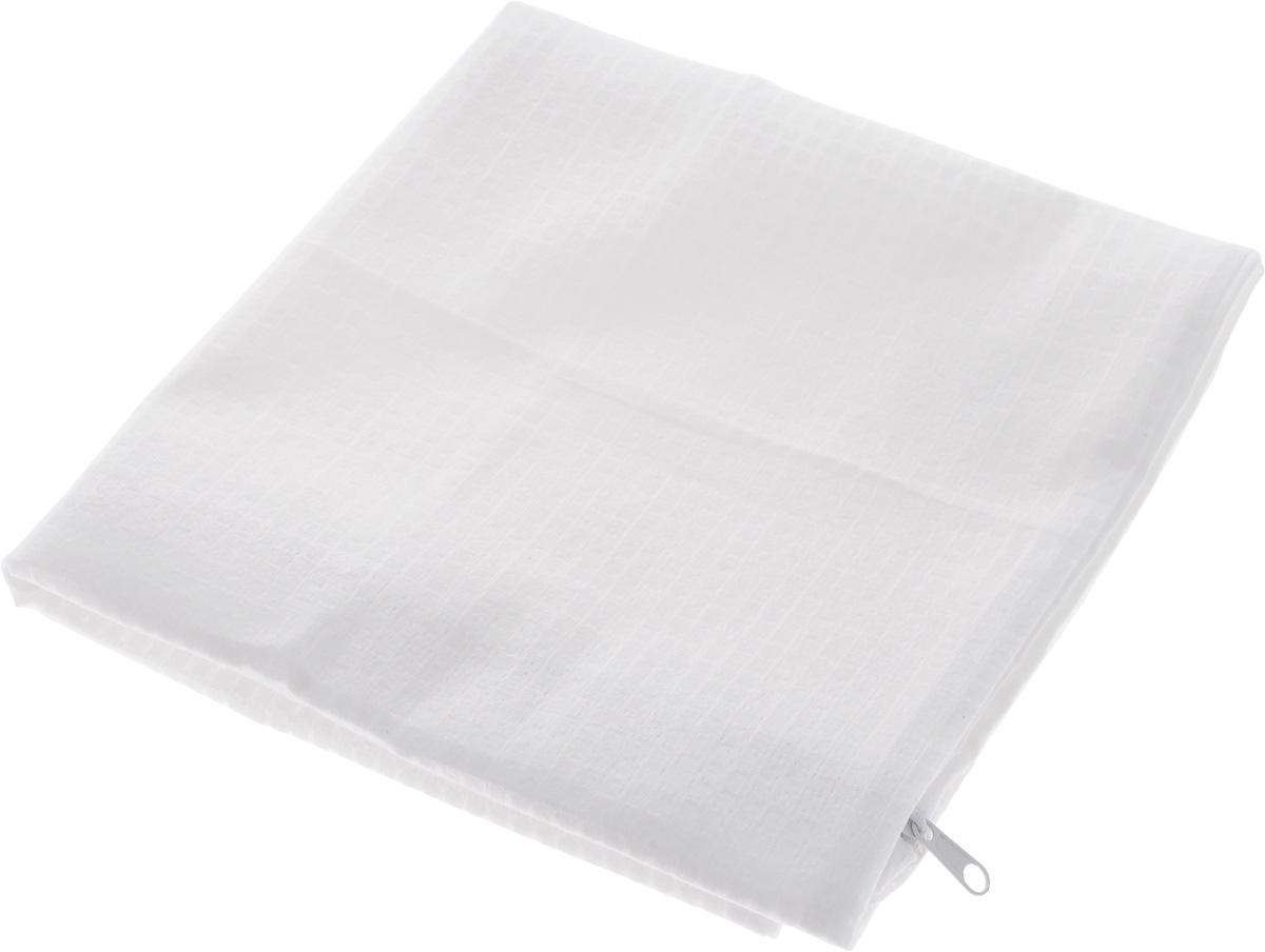 """Простыня Smart Textile """"Невесомость"""" выполнена из ткани Outlast.Технология терморегуляции Outlast инновационная и эффективная.Такая технология рассчитана таким образом, чтобы обеспечить комфортную для человека температуру.Вы будете уютно чувствовать себя в любую погоду во время сна. Ткань Outlast способна сохранять излишки тепла тела и при необходимости высвобождать его наружу. Материал Outlast первоначально был разработан для скафандров астронавтов космической программы NASA."""